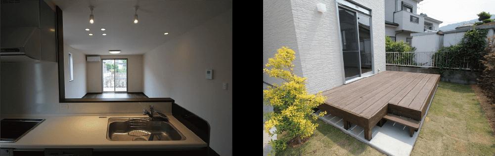 和と洋、MixModernの家